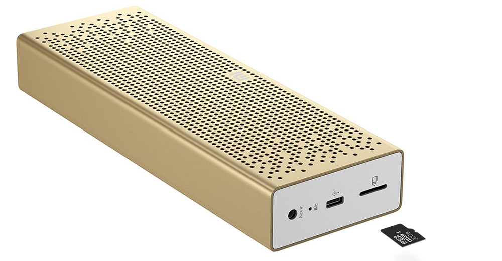 Xiaomi Mi Bluetooth Speaker micro sd