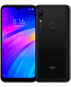 xiaomi redmi 7 black
